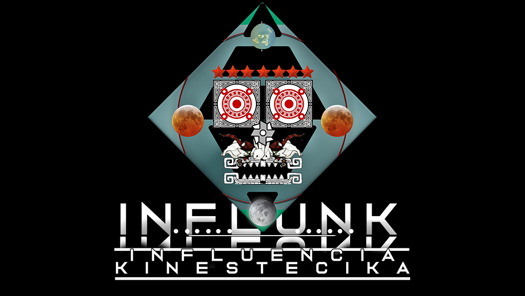 Influnk Collective - Influencia Kinestesika