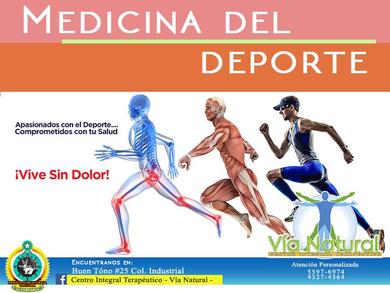 medicina del deporte