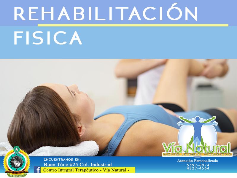 rehabilitacion fisica